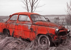 http://www.dreamstime.com/royalty-free-stock-image-red-vintage-car-image21997846